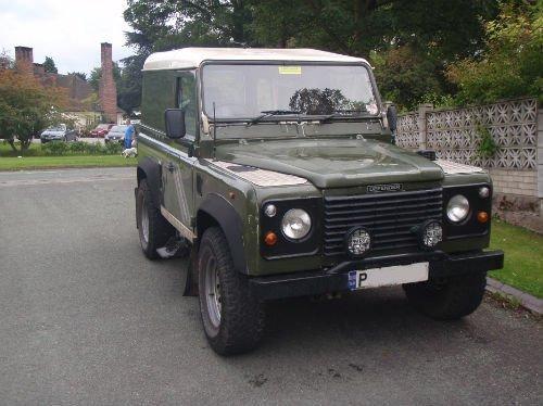Land Rover Ninety-1