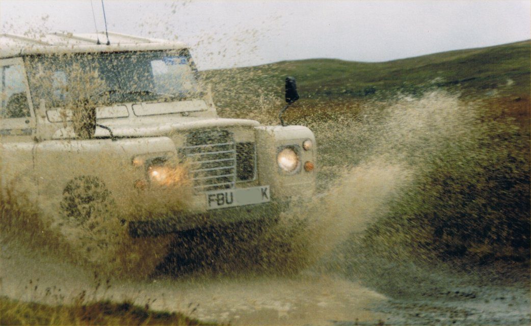 Land Rover Series IIa-1